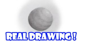 リアル絵の影の濃淡の描き方の基本
