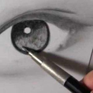 リアルな絵の描き方-目の書き方6-3