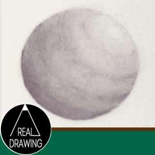 リアルな絵の描き方-陰影の書き方サムネイル-セピア
