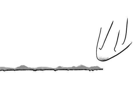 リアルな絵のぼかし方-鉛筆の芯ののり方解説画像4