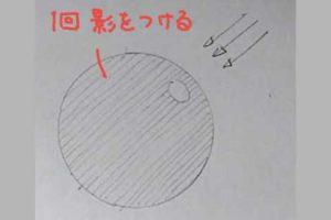 リアルな絵の描き方-陰影の書き方説明画像3