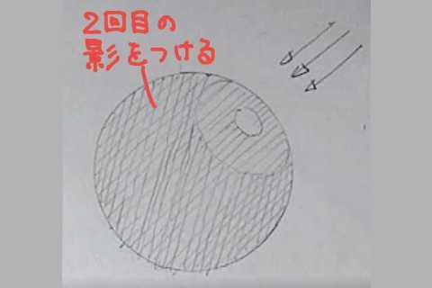 リアルな絵の描き方-陰影の書き方説明画像5
