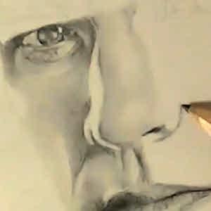 リアルな絵の描き方-鼻の書き方画像11