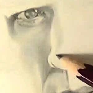 リアルな絵の描き方-鼻の書き方画像5