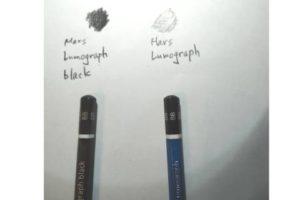 リアル絵で使う鉛筆について解説画像1