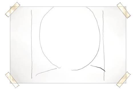 リアル絵の作品の大きさについての解説記事画像1