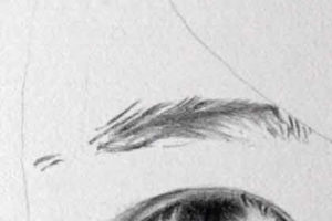 リアル絵の眉毛の書き方画像3