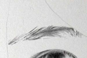 リアル絵の眉毛の書き方画像4