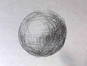 鉛筆画のリアルな絵の描き方-鉛筆の持ち方7
