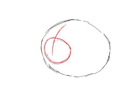 簡単イラストの描き方-子猫の書き方2