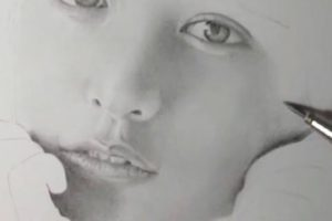 リアルな絵の描き方-頬の書き方画像11