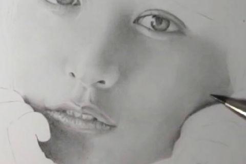 リアルな絵の描き方-頬の書き方画像12