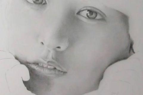 リアルな絵の描き方-頬の書き方画像13