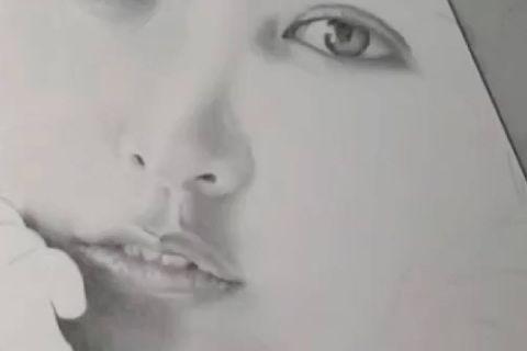 リアルな絵の描き方-頬の書き方画像2
