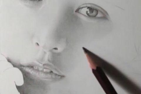 リアルな絵の描き方-頬の書き方画像6