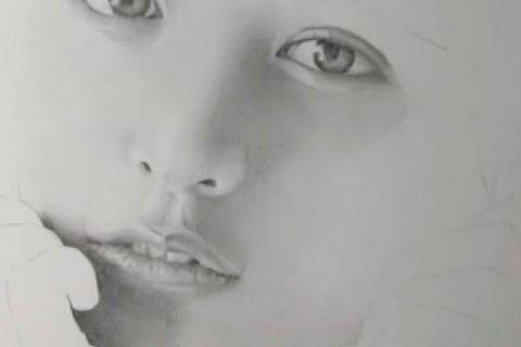 リアルな絵の描き方-頬の書き方画像7