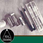 鉛筆画のリアル絵にオススメな消しゴムサムネイル