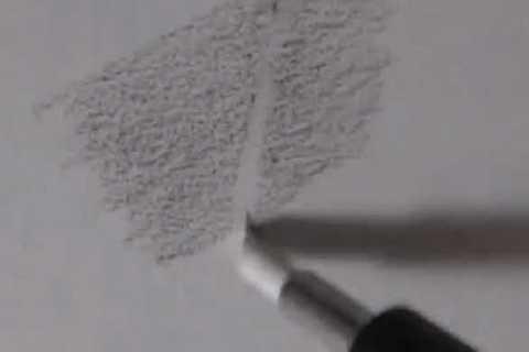 鉛筆画のリアル絵にオススメな消しゴム画像10