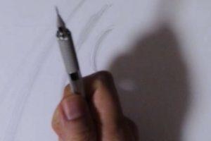 リアルな絵の描き方-絵を描くときの関節の使い方11