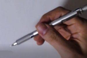 リアルな絵の描き方-絵を描くときの関節の使い方2