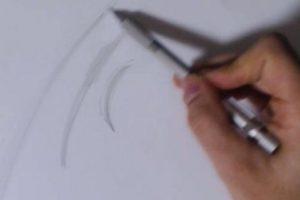 リアルな絵の描き方-絵を描くときの関節の使い方7