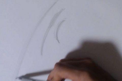 リアルな絵の描き方-絵を描くときの関節の使い方8
