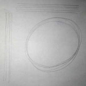 イラストの描き方-手を慣らしてみよう