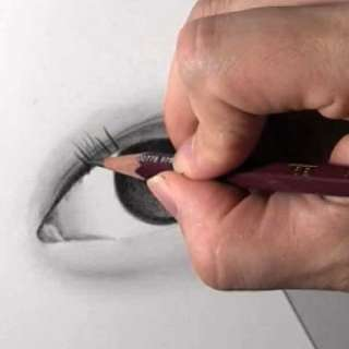 リアルな絵の描き方-目の書き方10-3