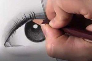 リアルな絵の描き方-目の書き方11