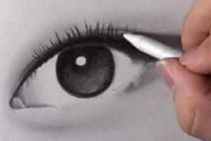 リアルな絵の描き方-目の書き方12