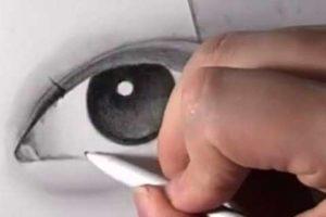 リアルな絵の描き方-目の書き方9