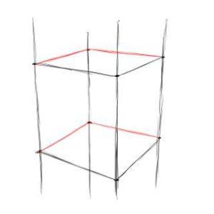 リアルな絵の描き方-立方体のスケッチの書き方07