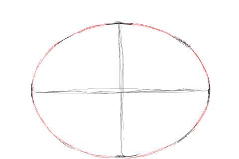 トーストの絵の描き方-初心者でも簡単なイラスト-3