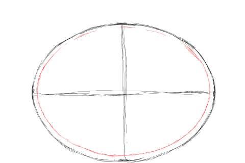 トーストの絵の描き方-初心者でも簡単なイラスト-4