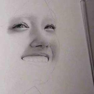 リアルな絵の描き方-ほうれい線の書き方12