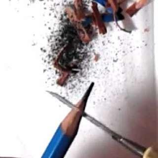リアルな絵の描き方-カッターで鉛筆を削るコツ画像9
