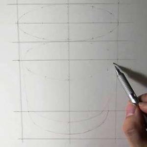 リアル絵の描き方-ウィスキーグラスの書き方-2