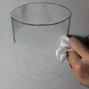 リアル絵の描き方-ウィスキーグラスの書き方12