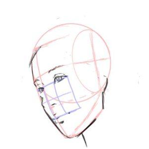 リアル絵の顔のアタリの描き方part3-画像12
