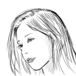 リアル絵の顔のアタリの描き方part3-画像16