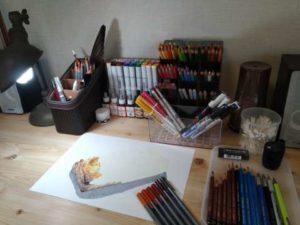 作業環境2