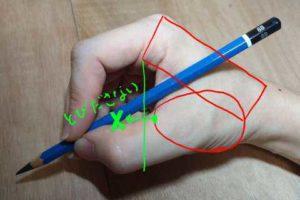 初心者でも簡単な絵の描き方-描き方参考画像3
