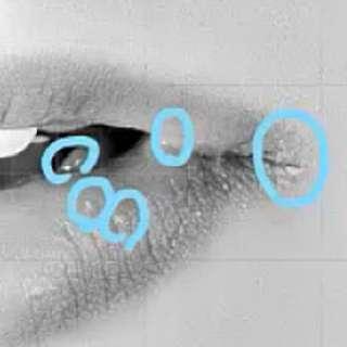 リアルな唇の絵の描き方8-2