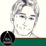 リアルな絵の描き方-自画像の描き方サムネイル