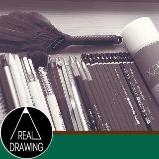 リアルな絵の描き方-道具一覧サムネイル