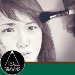 リアルな絵の描き方-鉛筆画でほかしに使う道具サムネイル-セピア
