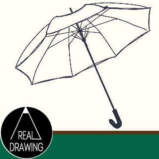リアルな絵-傘の絵の書き方サムネイル