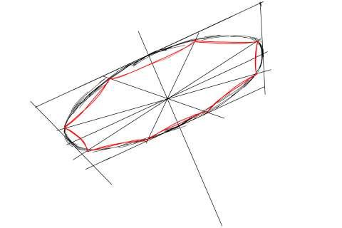 初心者でも簡単な傘の絵の描き方12