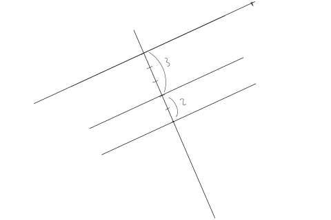 初心者でも簡単な傘の絵の描き方3