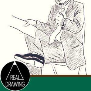 リアルな絵の描き方-全身像の絵の書き方サムネイル